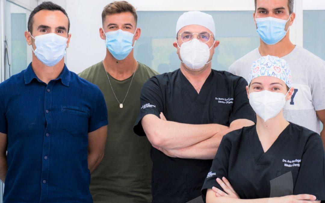 Sporting Clube da Covilhã realiza exames médicos orais da pré-época na Clínica Dentária Nuno Quaresma